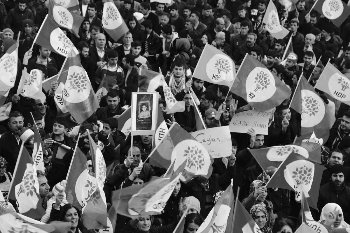 HDP'nin Büyük Çaresizliği