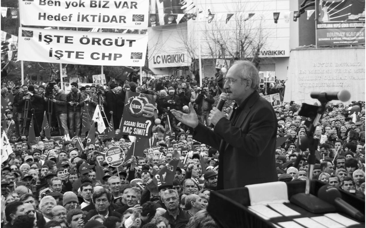 1 Kasım seçimlerine doğru CHP: Liderlik, Örgüt ve Söylem