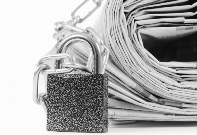 Davutoğlu'na soru: Basın Özgürlüğü bitmiş midir?