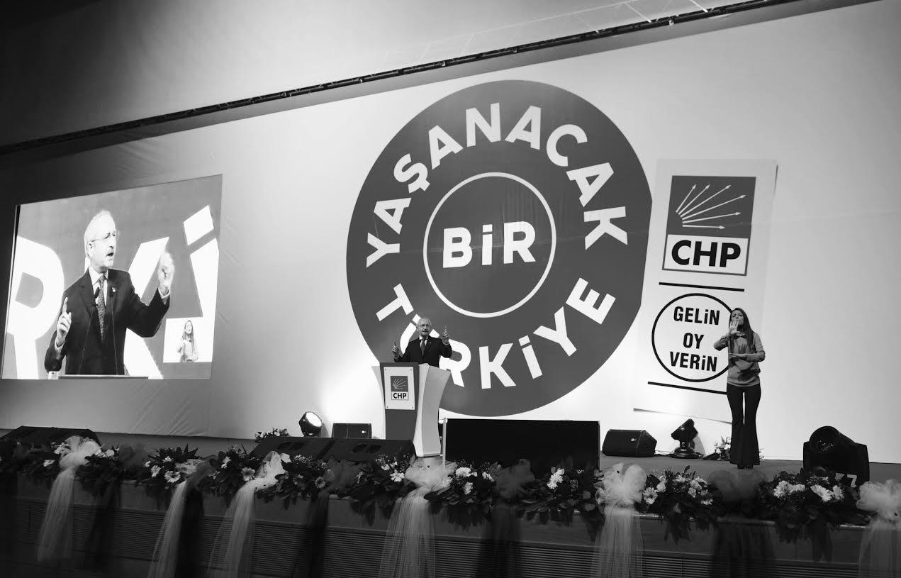 """CHP'nin 1 Kasım Rotası: """"YURTTAŞ İÇİN SİYASET"""", """"GÜN IŞIĞINDA DEVLET"""""""