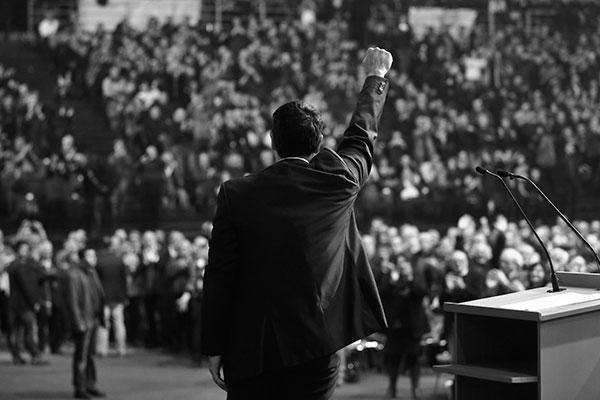 Syriza Avrupa'nın üstünde dolaşan hayalet mi?