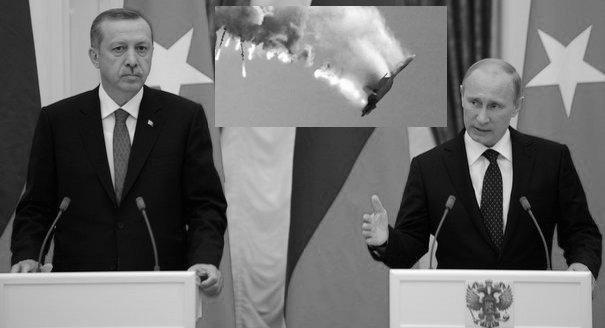 Türkiye Rus uçağını niye düşürdü?