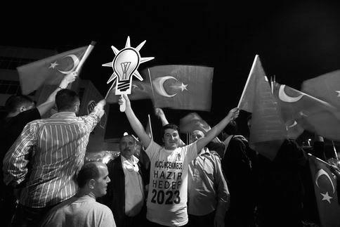 Demokrat Parti'den AKP'ye vatansever seçmenin sürekliliği