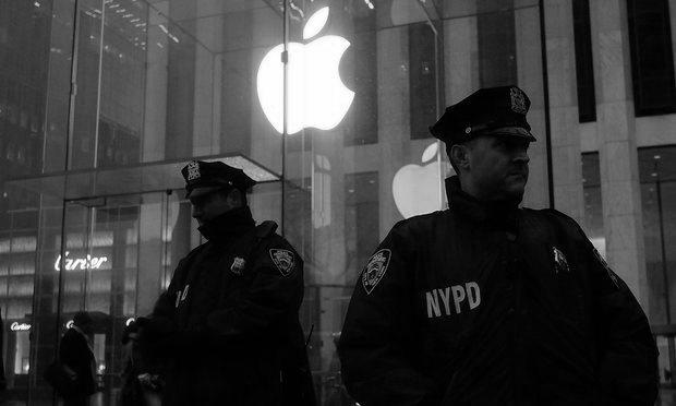 Apple Şifreyi Kırmazsa İslami Terörist mi Olacak?