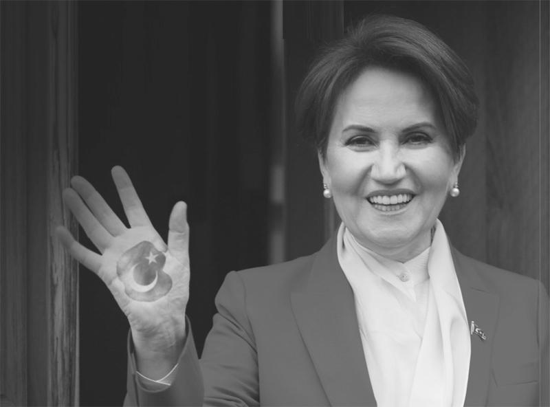 """""""Yeni Bir Siyasetin Rüyası"""" ya da Meral Akşener"""