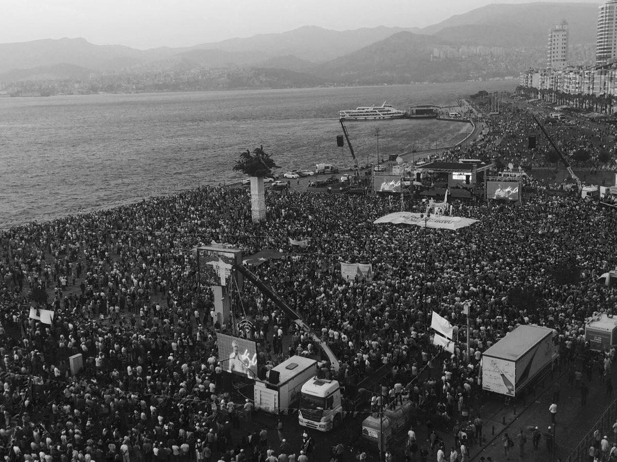 Her yer İzmir olursa ne olur?